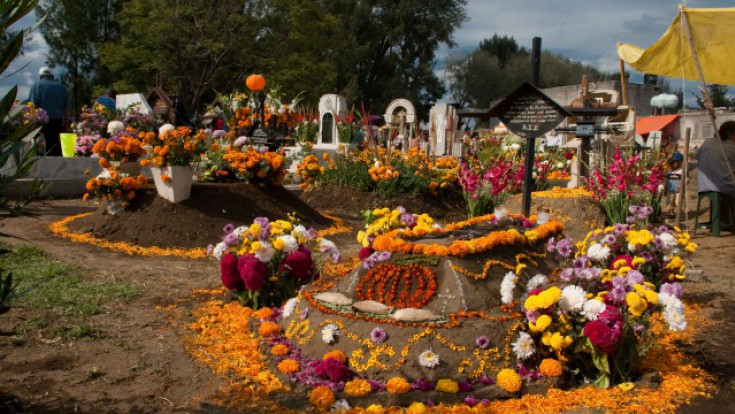 Day of the Dead in Tlalpujahua