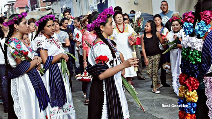 Patronal Festivities for Saint Santiago in Uruapan